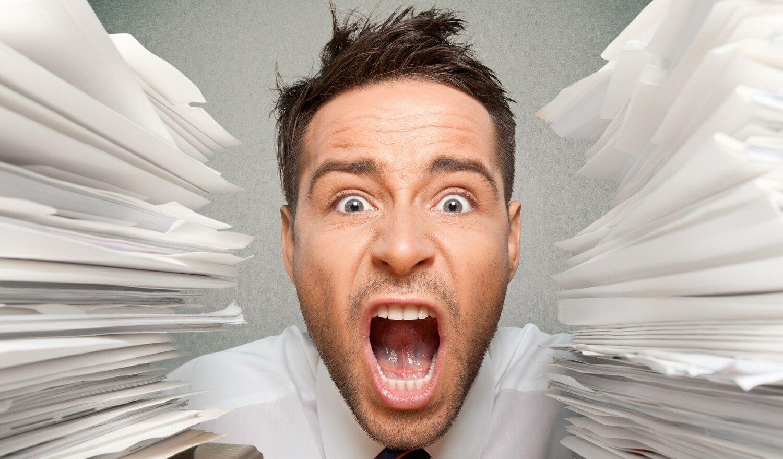 Стресс как причина многих болезней