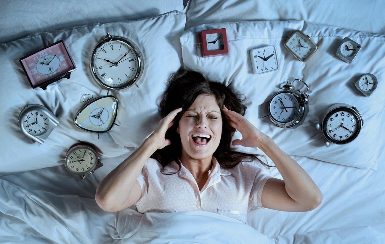 Хронической недосыпание грозит диабетом и гипертонией