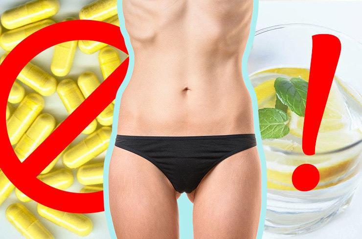 ТОП-7 опасных диет для похудения