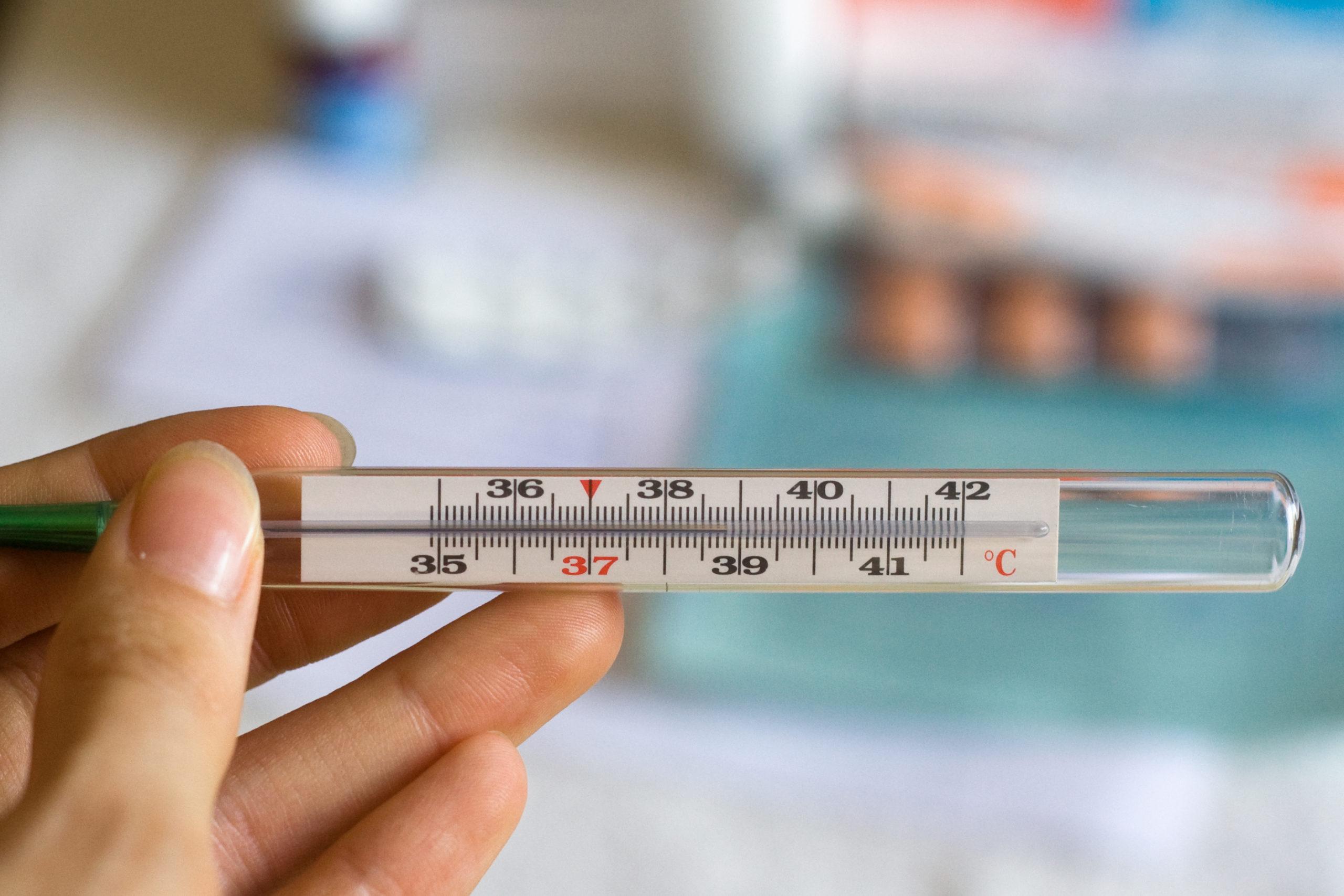 О чем говорит температура тела?