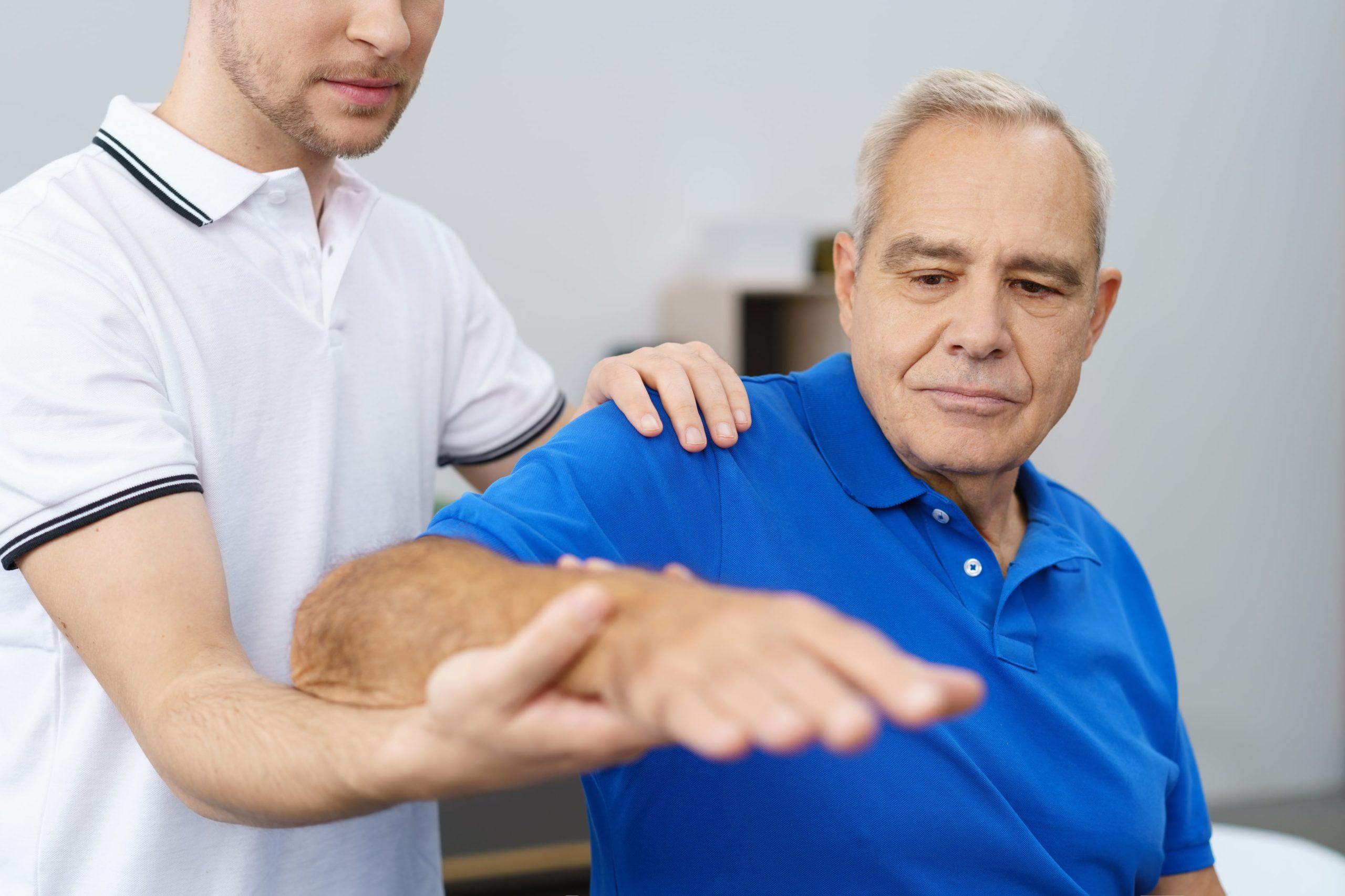 Что сдерживает болезнь Паркинсона?