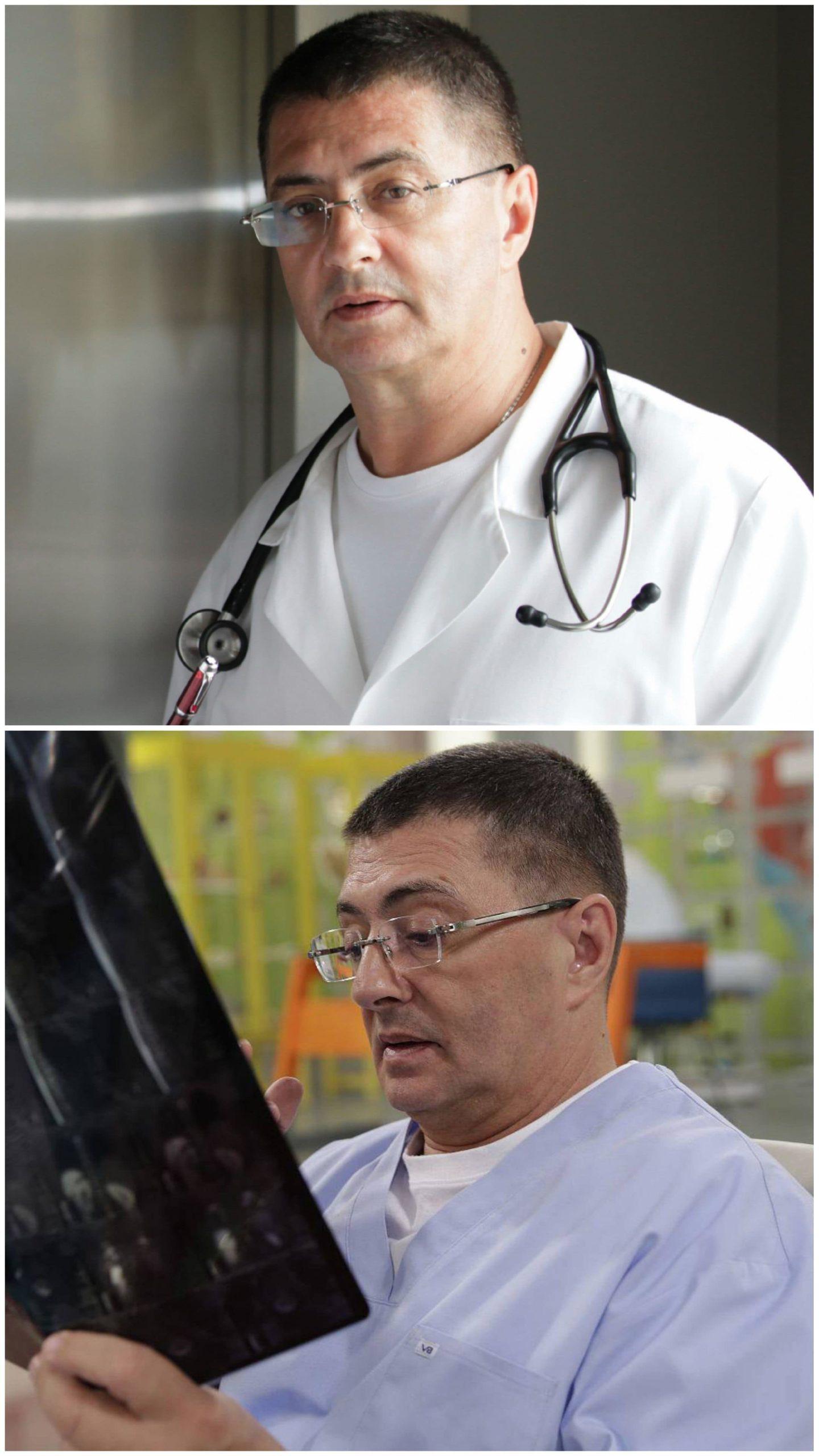 Доктор Мясников рассказал про хантавирус из Китая
