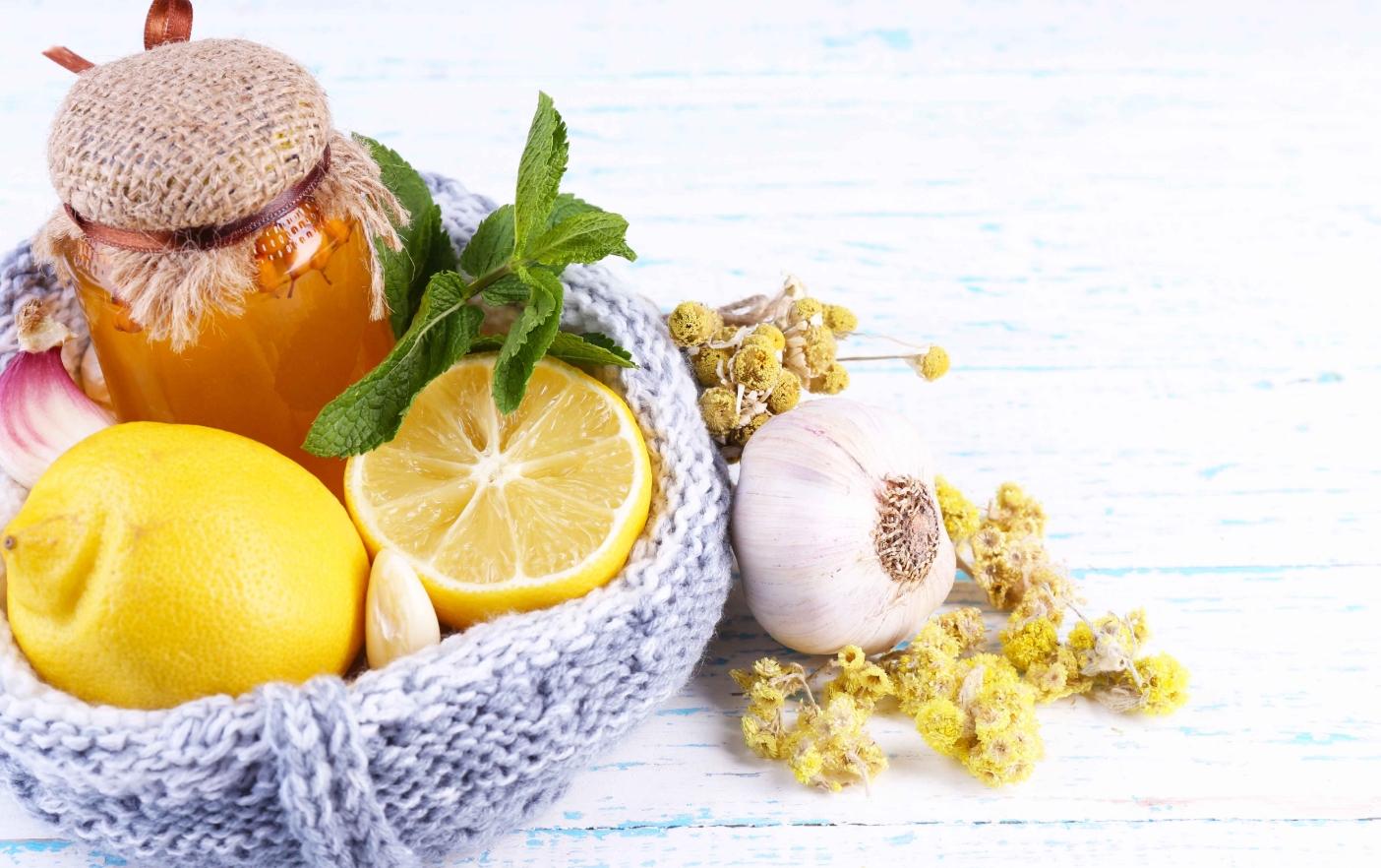 Народные средства для профилактики простудных заболеваний