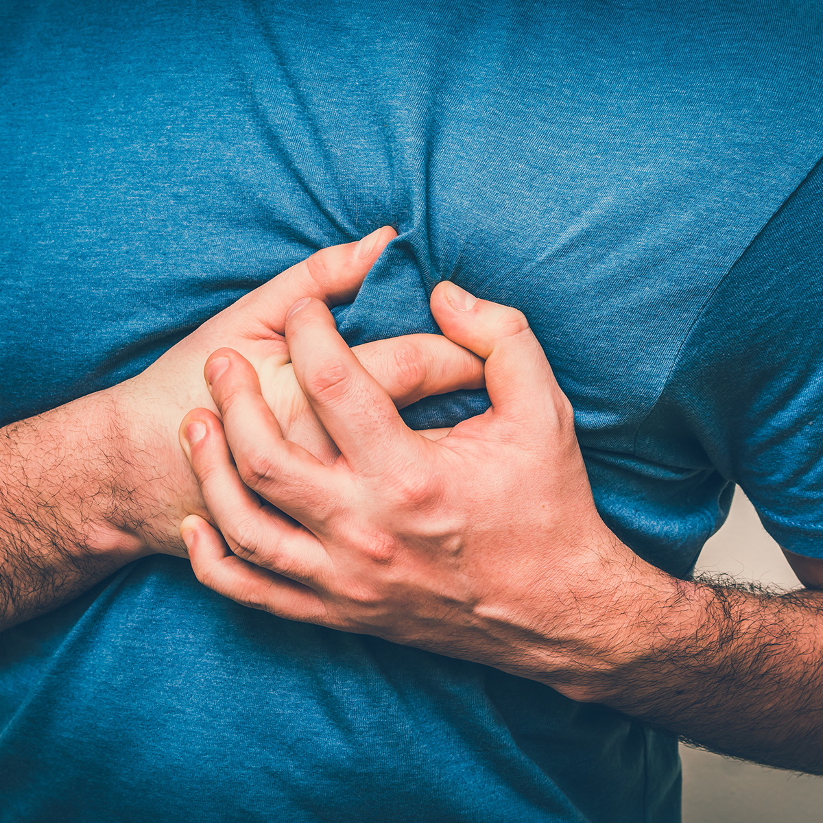 Названы 5 привычек, повышающих риск сердечного приступа