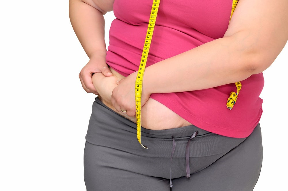 Лишний вес крадет восемь лет жизни