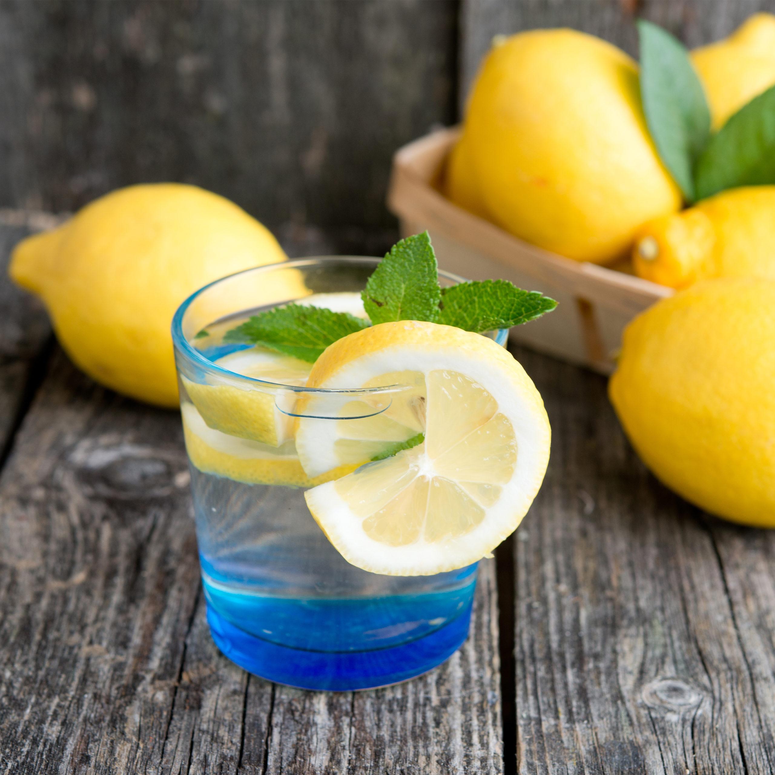 Лимонная диета для похудения на самоизоляции