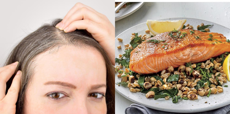 10 продуктов, которые остановят выпадение волос