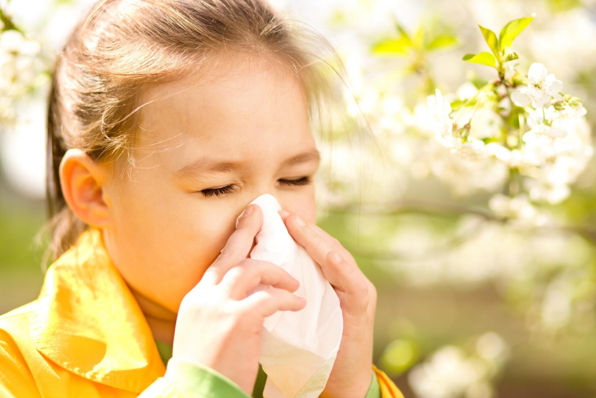 Как справиться с сезонной аллергией весной