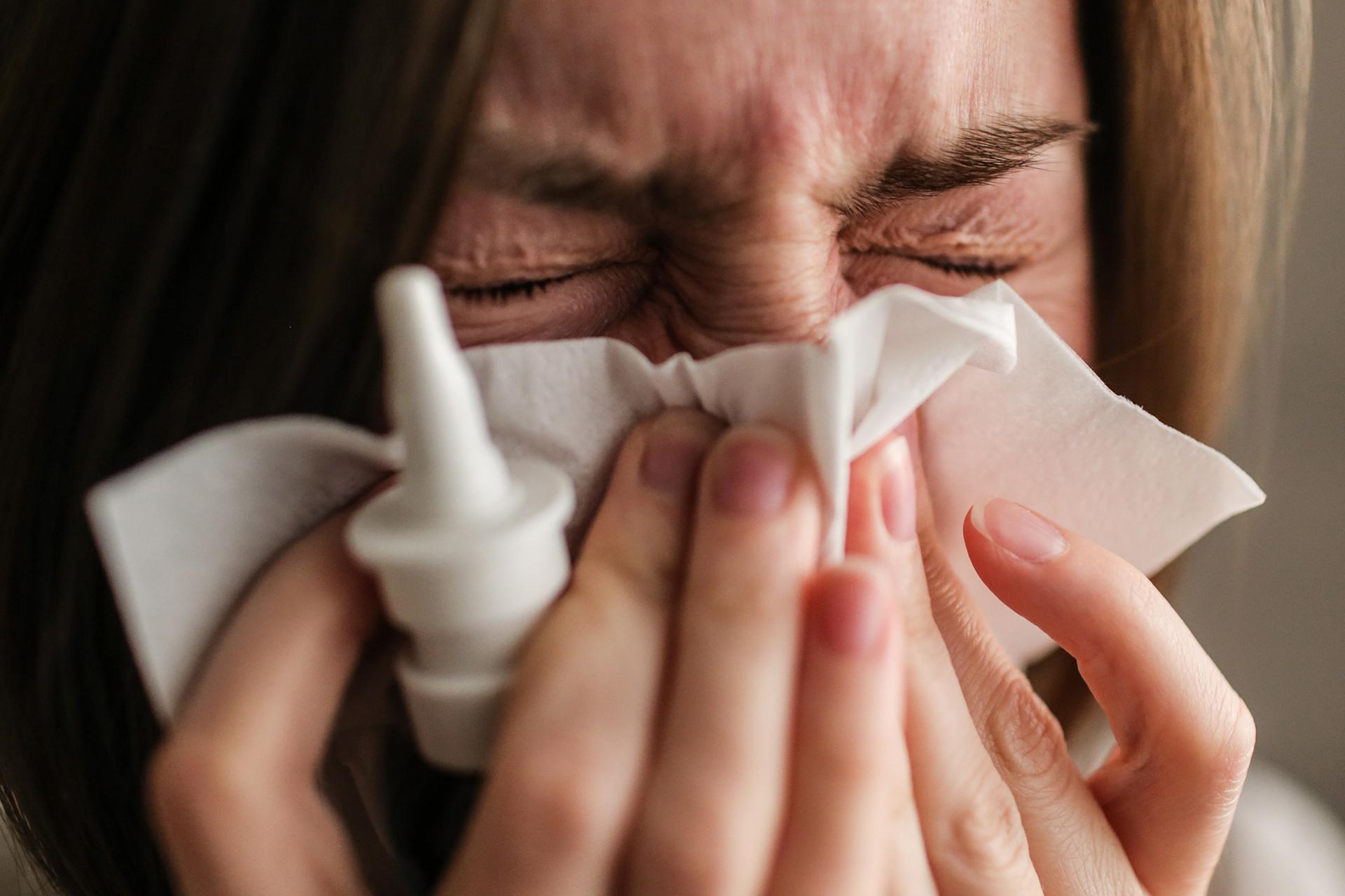 Россиян предупредили о последствиях дыхательной аллергии