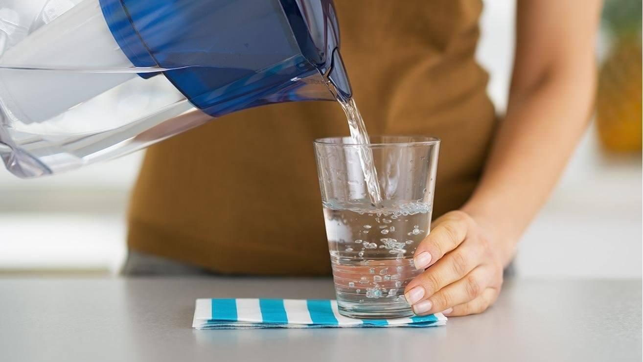 Что будет, если все напитки заменить водой?
