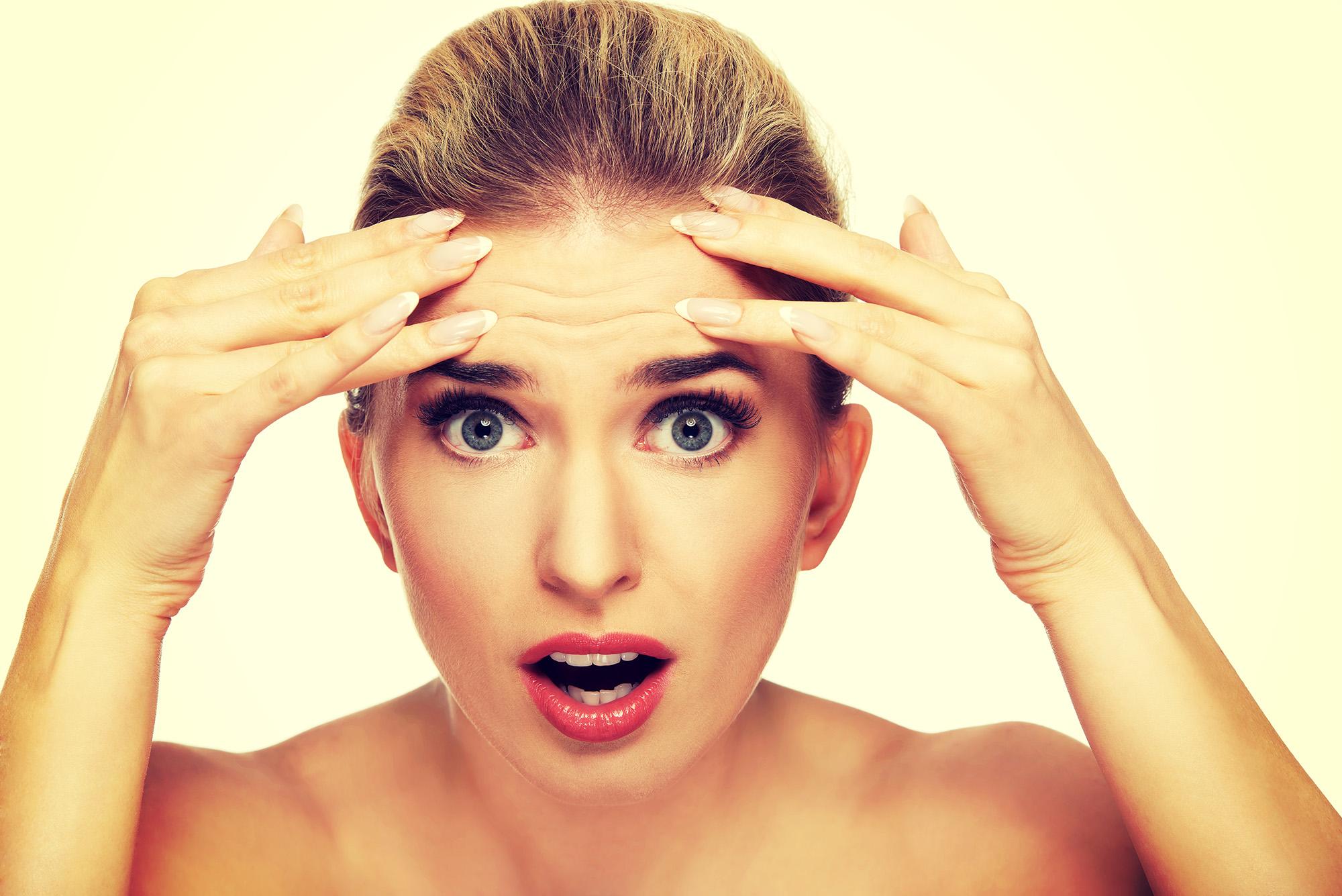 О чём могут предупредить «облысевшие брови»?