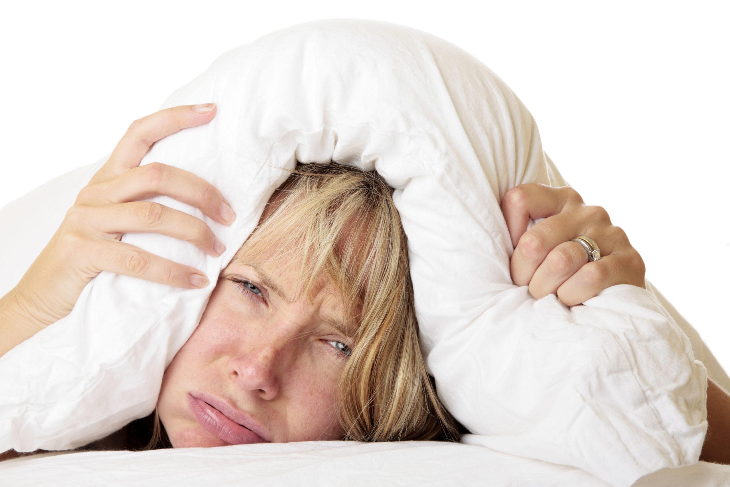 С чем связаны расстройства сна?