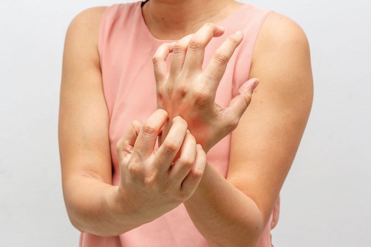 О каких проблемах со здоровьем сигнализирует зуд