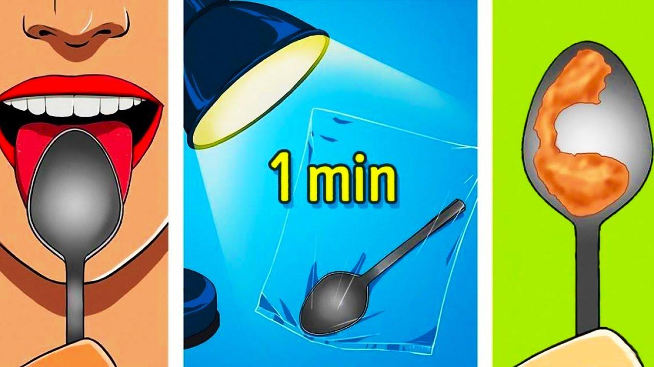 Простой способ проверить свое здоровье за 1 минуту