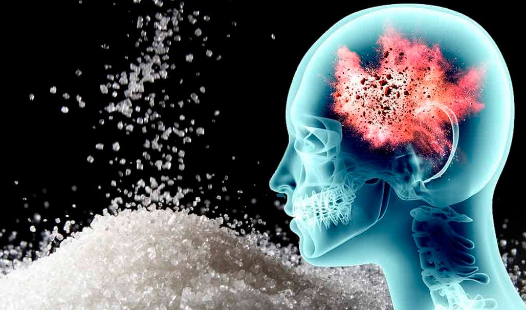 Избыток сахара может «отключать» нервные цепи, связанные с насыщением