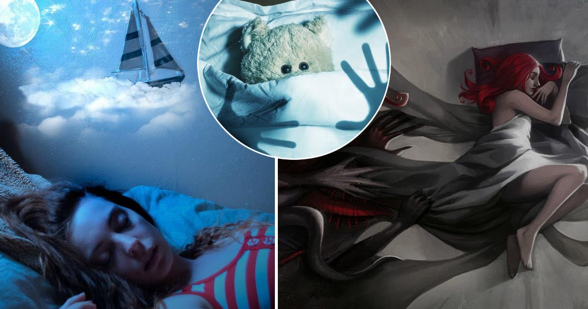 Ночные кошмары: как от них избавиться и, наконец, выспаться