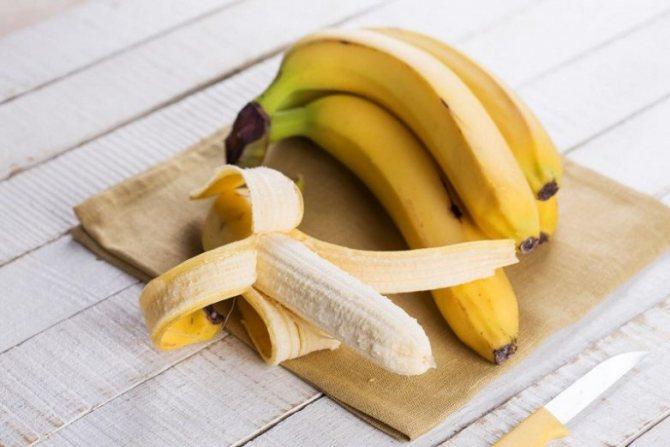Что будет с организмом, если каждый день есть банан