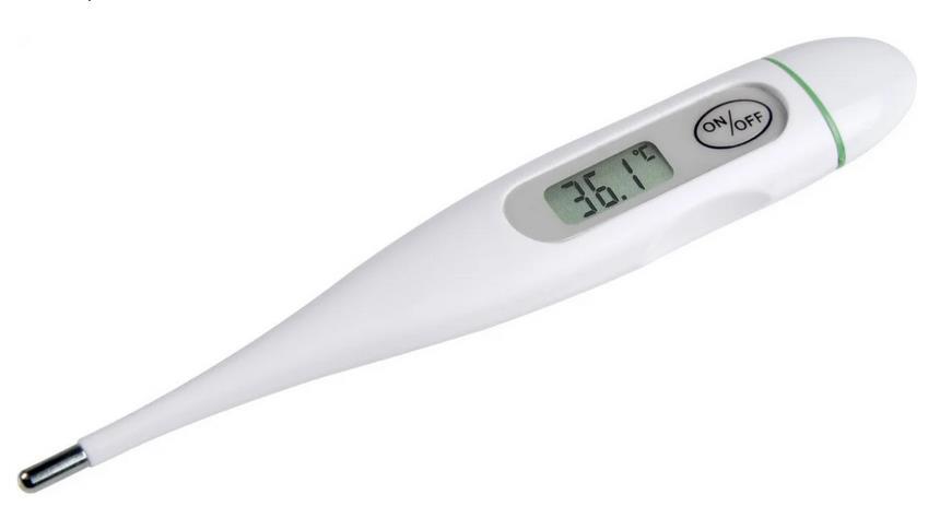 Какие различия между электронным и ртутным термометрами