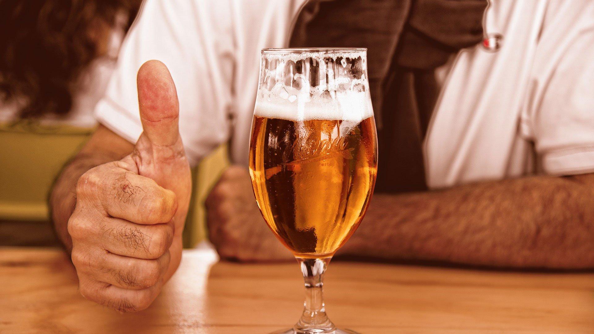 Влияет ли пиво на суставы?