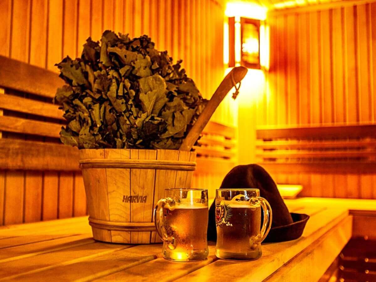 В бане – пить: какие напитки вредят здоровью