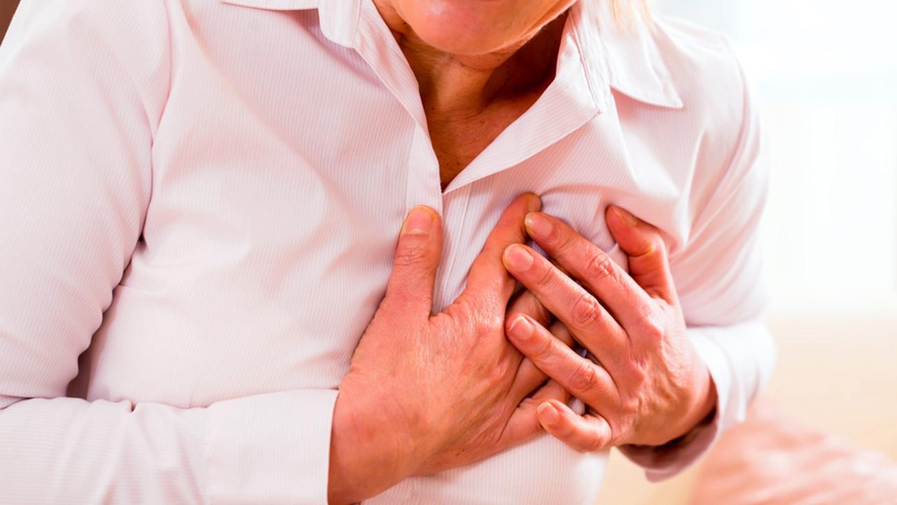 Как тело сигнализирует о сердечном приступе?