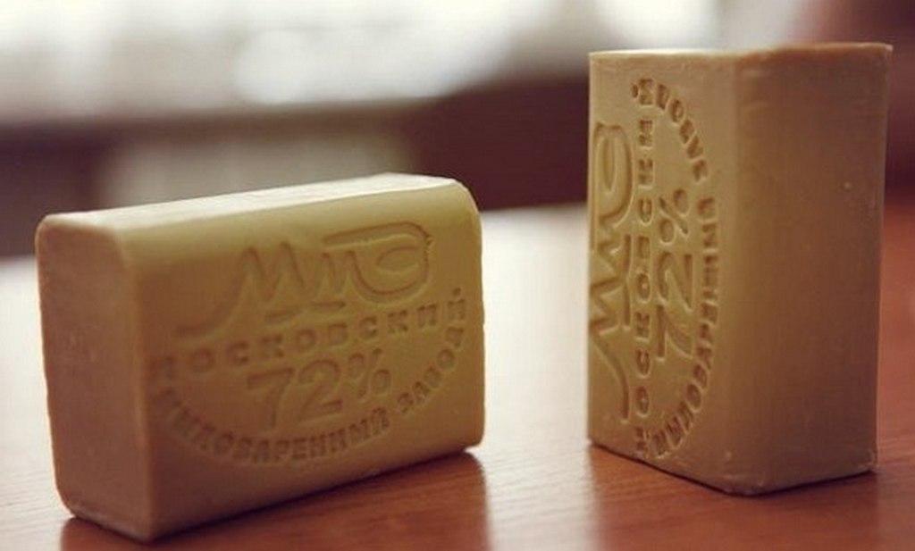 Что лечит хозяйственное мыло?
