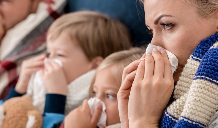 Как уберечь детей от «школьных» болезней?