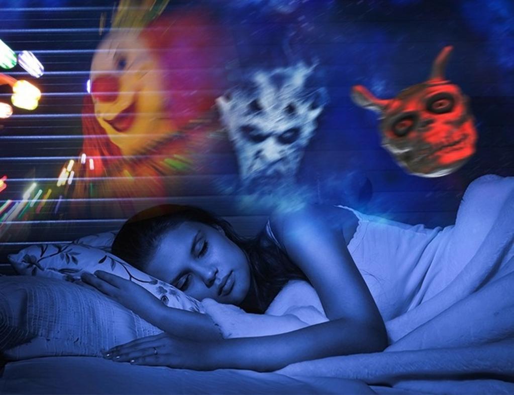 Почему нам снятся кошмарные сны