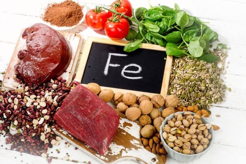 Медики подсказали, как восполнить дефицит железа