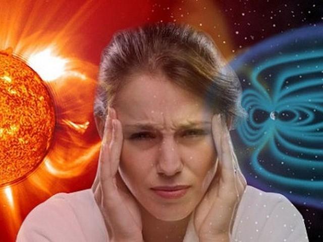Магнитные бури: влияние на здоровье человека