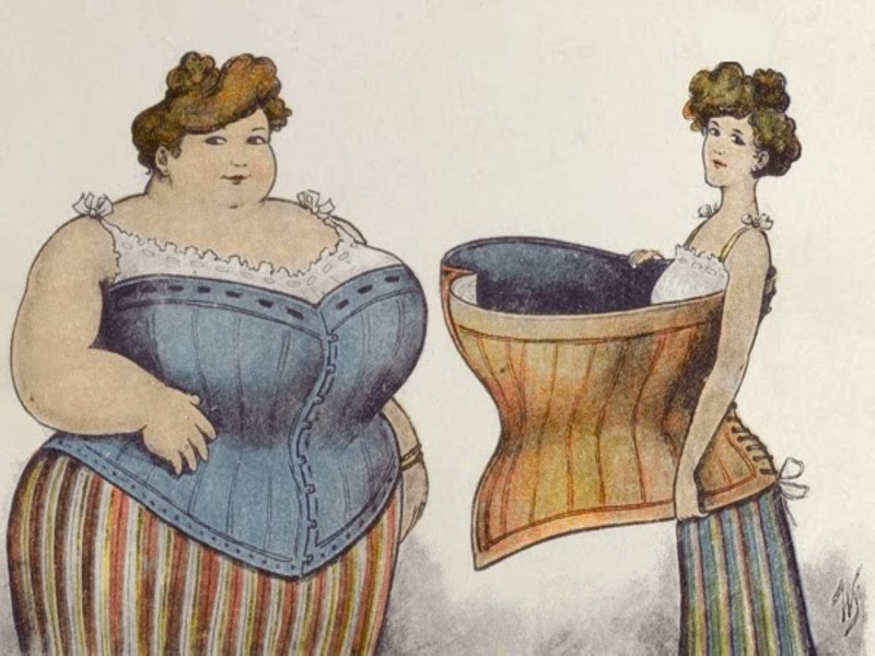 Топ странных, но эффективные диет в истории