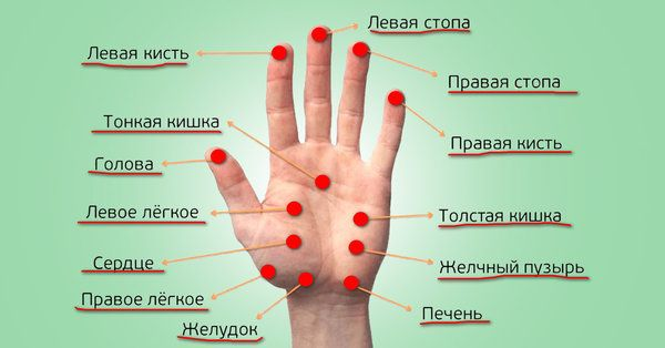 Почему некоторые точки на теле очень болезненные?
