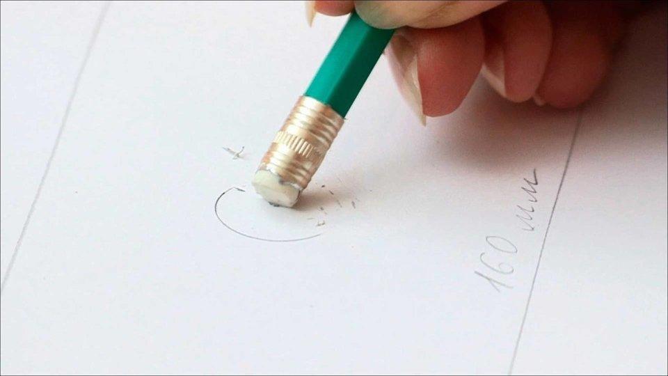 Как выявить диабет с помощью карандаша и ластика